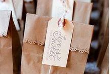 ♥ paper bag
