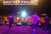 Live Concert ANOTHER PROJECT at Linud 330 Nagreg /                Live Concert 30 Agust 2015 Yonif Linud 330 Nagreg, Cicalengka Bandung