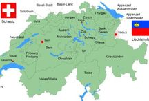 Svizzera / Montagne,laghi,fiumi,prati,fiori,città,cantoni,lingue,tradizioni,....e belle ragazze......