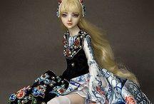 Bambole / Evoluzione della bambola nel tempo