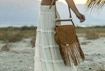 Maxi Skirts for Spring / Inspiration for fab maxi skirts to wear in Spring