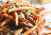 August 12th - National Julienne Fries Day / Let's celebrate french fries. y'all!