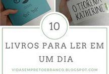 No blog: Posts literários / Posts literários do blog Vidas em Preto e Branco