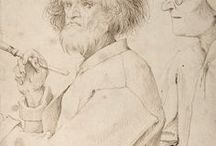 Bruegel / Pieter Bruegel is the 16th century's most important Netherlandish draughtsman. His drawings, created during an era of political, social, and religious transformations, conjure up a complex pictorial world. With its selection of 80 works, the Albertina presents the entire spectrum of Bruegel's drawn and printed oeuvre while also shedding light on his artistic origins via the juxtaposition of his output with high-quality works by Bosch and Dürer. On view until 3 December 2017 | #AlbertinaBruegel