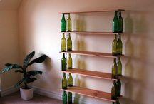 Botellas de vidrio / Reciclaje y reutilizaciónca