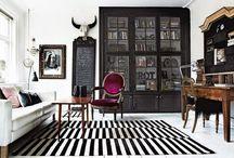 Interior Design & Decor / by Lisa Rosovsky