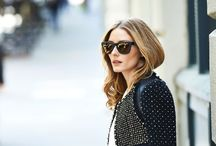 Olivia Palermo / One of the most inspiring person in the world when it comes to fashion.