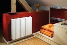 Au chaud pour l'hiver / Découvrez tout le nécessaire pour chauffer votre maison cet hiver : radiateurs électriques, sèches serviettes, plancher chauffant...
