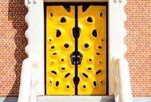 Doors #2 / Doors, doorways, door hardware, doors to the world. / by Helen Henderson