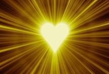 Yellow Hearts / Before my mom passed away from a brain tumor, I asked her to send me a yellow heart when she is near!