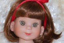 "Betsy McCall / Both the 14"" and 8"" Betsy McCall dolls are by doll artist Robert Tonner.  / by Doll Lover and Collector"