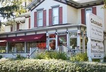 Graham's Fine Chocolates / Located in beautiful Geneva, Graham's has been voted as one of the best shops for homemade chocolates, candy and ice cream in the Chicagoland area. 302 S 3rd St, Geneva IL (630) 232-6655