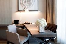 workspace / home office, offices, lovely work spaces