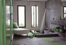 Salles de bains originales / Découvrez une sélection de #salles de #bains #originales et #étonnantes. Vous n'aurez jamais autant envie de prendre un #bain ou une #douche !