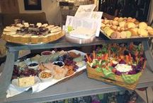 Chez Moi Cafe & Catering / Chez Moi is a casual, inviting, French-inspired CAFÉ featuring traditional bistro seating, full-service dining room, carry-out bakery, and custom crêpe station. CATERING available anytime, and PRIVATE EVENTS can be hosted at the café. (http://www.chezmoigeneva.com/)