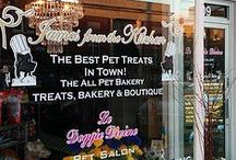 James From the Kitchen / We are an all pet bakery and pet boutique located in Geneva, Illinois. We carry grain free foods such as Fromm, Stella and Chewys, Born Free, Zignature, and many more!
