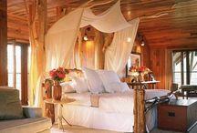 Bedrooms...!
