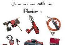 Jamais sans mes outils... / Chaque métier a ses outils spécifiques, retrouvez les dans ce tableau: