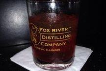 Fox River Distilling Co. / High quality spirits from Geneva, Illinois.