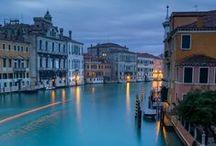 Blu Veneziano Landscapes