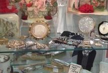 Geneva Antique Market / Located in the Berry House in downtown Geneva, the Geneva Antique Market offers a wide selection of merchandise from past eras and times.