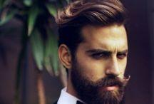 Man______________Hair&Beard