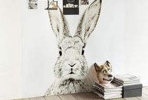 P E T  / P R I N T S / Textiles with animal-inspired prints on them to keep you company all the time