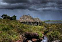 Scotland, Wales & England / Favoriete vakantiebestemming van Anneke en mij (samen met Ierland natuurlijk).