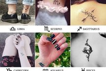 Tattoos / Small easy tattoos