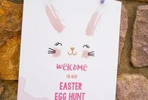 Easter Ideas / Some fun creative ideas to bring the magic of easter