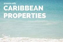 Caribbean Properties / Some of our properties in The Caribbean and some other Caribbean properties we love!