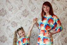 Одежда Фэмилилук / Одежда для детей, женская одежда, одежда Familylook. Доставка по всей РФ.