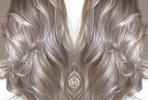 Hair Colours & Styles