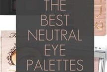 Eye Palettes / Mainly palettes