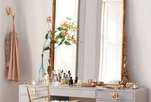 Dressing Tables / Dressing tables and makeup storage