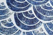 Stamp Carving / Linol Print