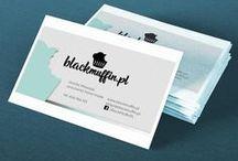 Bussiness Cards. Wizytówki. / Zbiór ciekawych przykładów projektów wizytówek. Inspiracje w projektowaniu, moje prace.  Interesting bussiness card design. Inspirations and my projects.