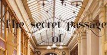 Paris Secret Passages