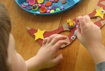 Get Crafty / Inspire creativity and imagination with these DIY ideas for the entire family!