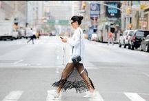 Street Style / by Tiffany Ap