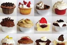 Cupcakes!!! / Love love love cupcakes (: