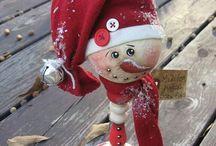 CHRISTMAS INSPIRATION / by Liz Richards