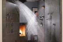 Bathroom Bliss / I want the perfect paradise bathroom when I grow up.  I'm weird.