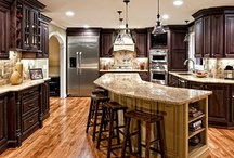 Kitchens that will make me cook...
