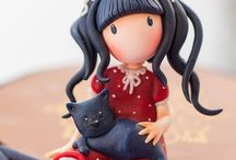 POLYMER CLAY AND FIMO / by Liz Richards