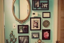 Antique Decorating / Love decorating with antiques and vintage items..mix things you love in any room for a welcoming, warm look. / by Linda Miller-Favorite Things