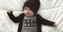 BABY FASHION / Fashion for babies!