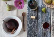 Wine {{EATS}} / I always cook with wine...Sometimes I even add it to the food! { A collection of recipes where wine is an essential ingredient! }