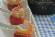 appetizer, finger food,