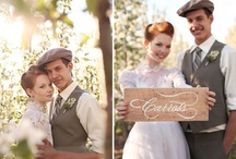 Green Gables Inspired Wedding / by Natalie Sudia